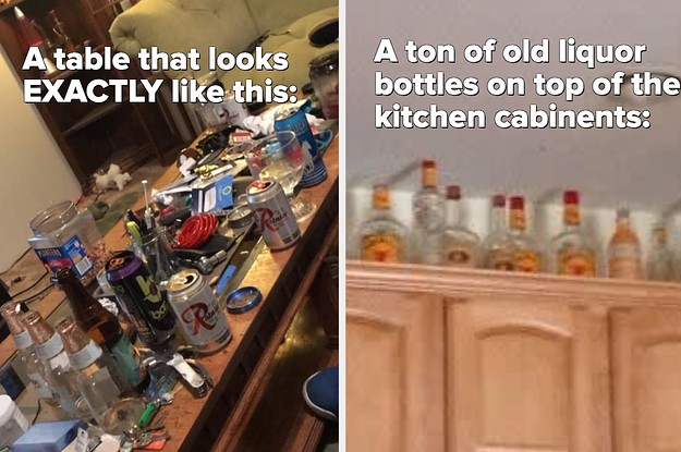 23 Pictures That Will Bring You Right Back To That Disgusting Frat House From College