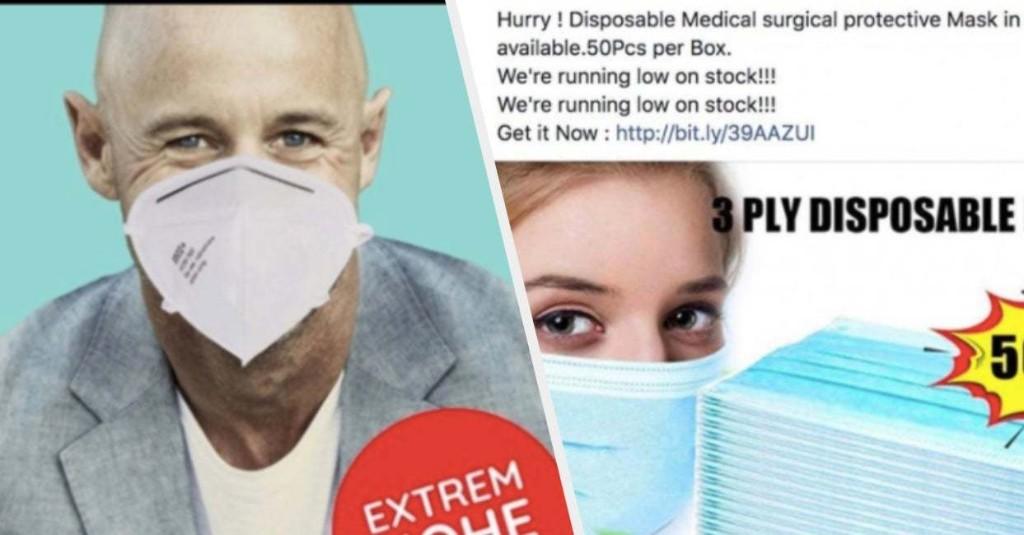 Facebook und Instagram haben – immer noch – ein Problem mit betrügerischen Coronavirus-Anzeigen