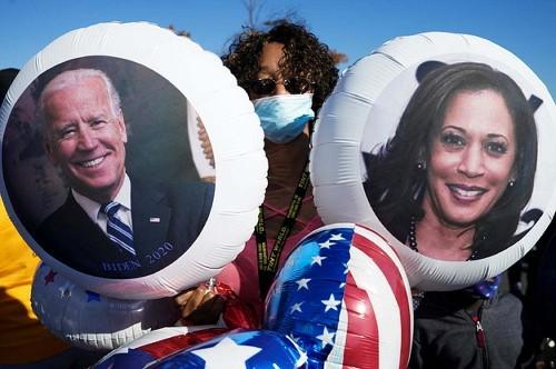 Biden/Harris - cover