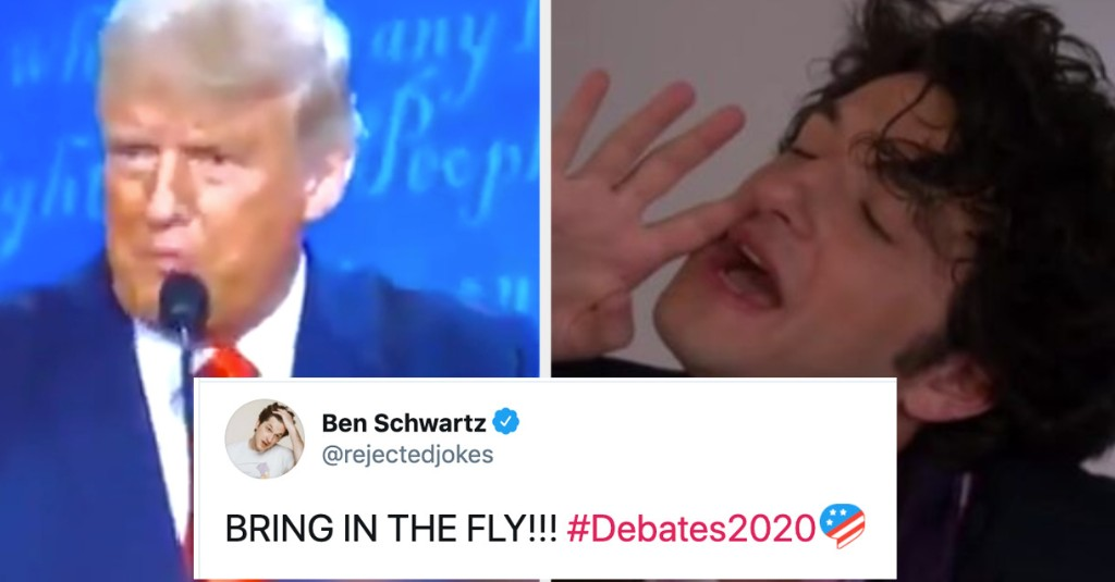 15 Celebrity Reactions To The Final Presidential Debate