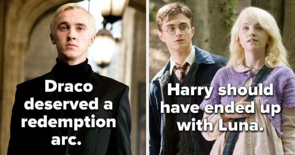 "Which Of These Unpopular ""Harry Potter"" Opinions Do You Secretly Agree With?"