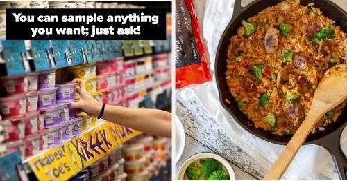 14 Tips And Tricks For Shopping At Trader Joe's