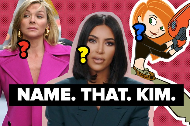 Only A True Master Of General Knowledge Can Pass This Name That Kim Quiz