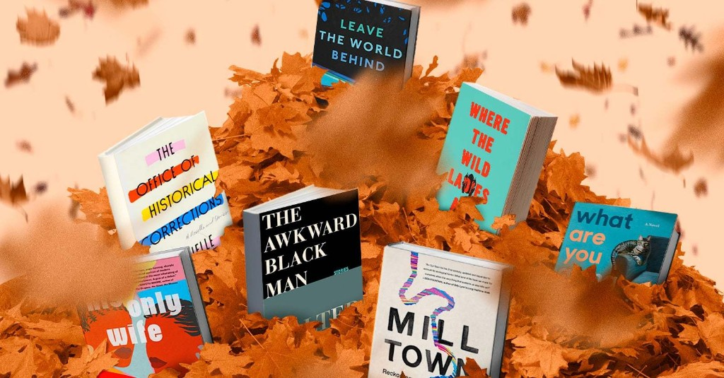 21 New Fall Books You Won't Want To Put Down