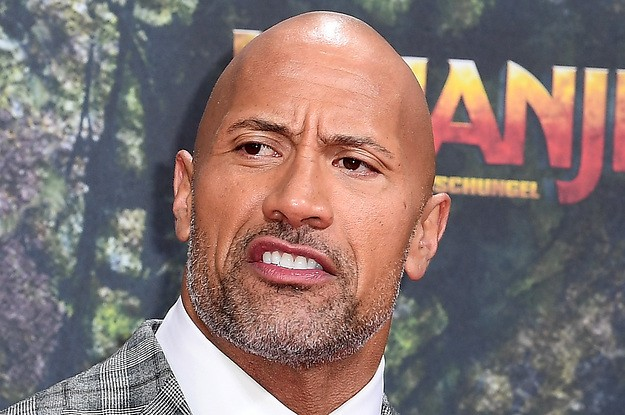 The Rock Is Claiming To Be 15 Years Old In This Picture, But Everyone Thinks He Looks 30