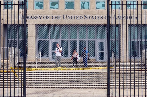 """The US Government Botched Its Investigation Into The Mysterious """"Sonic Attack"""" In Cuba, Emails Reveal"""