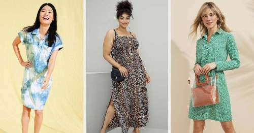 31 Comfy Dresses From Walmart That'll Upgrade Your WFH Wardrobe