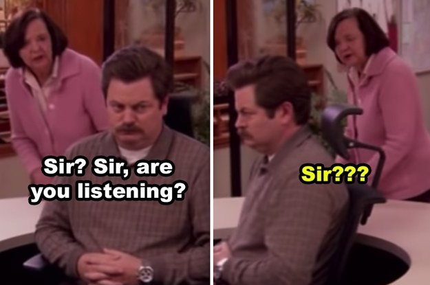 33 Ron Swanson Moments Guaranteed To Make You Laugh
