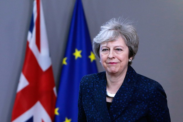 """Senior European Diplomats Believe Theresa May Has Embarked On A """"Buy Time"""" Strategy"""
