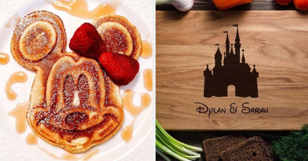 23 Things For People Who Love Food *And* Disney