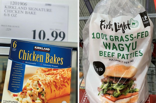 24 Costco Frozen Foods That Are Definitely Worth Stocking Up On