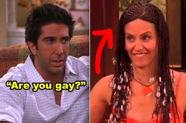 """26 Really Inappropriate """"Friends"""" Moments That Don't Hold Up In 2019"""
