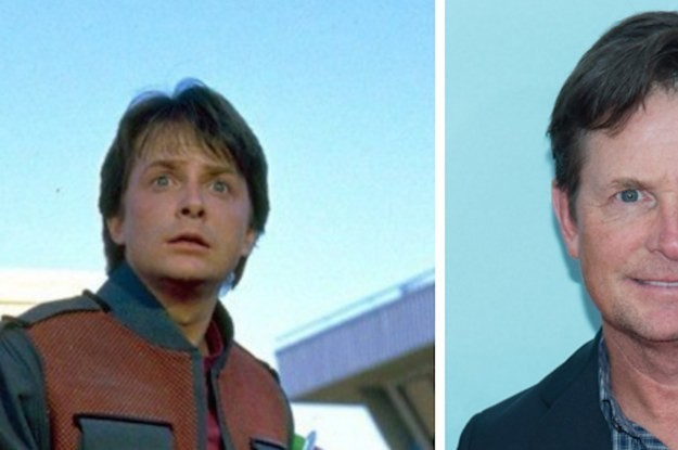 "This Is What The Cast Of ""Back To The Future Part II"" Looks Like In 2015"