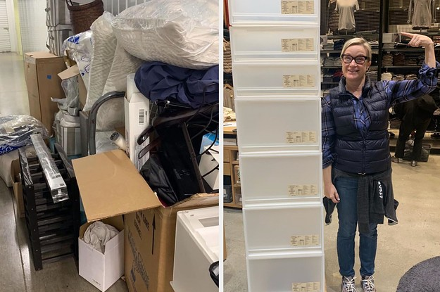 If Marie Kondo's Tidying Up Method Didn't Work For You, This Decluttering Expert Says Her Approach Will
