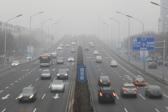 Post-Covid Industrial Rebound Worsens China's Smog Problem