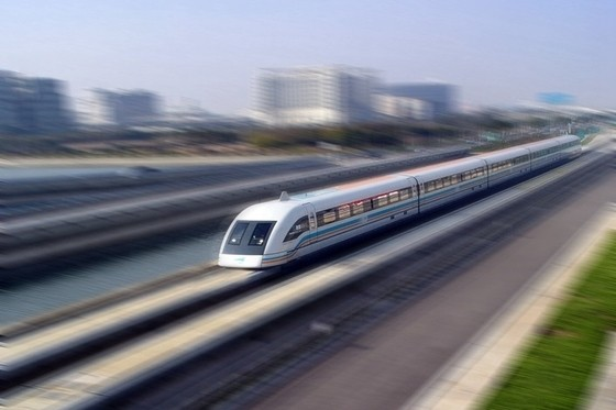 China-Developed Maglev Tech Passes Modest Milestone in Shanghai