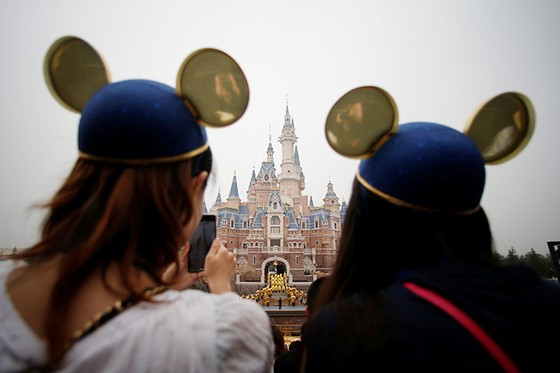Shanghai to Get Shot of 'Happiness' with Disneyland Reopening