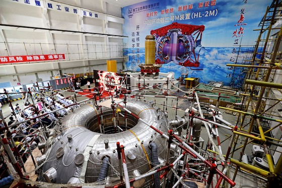 China's Latest 'Artificial Sun' Fusion Reactor to Power On in 2020