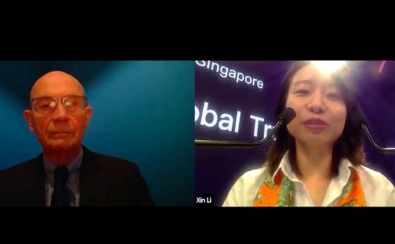 Pascal Lamy's Speech at Caixin Summit (Video)