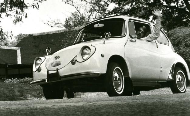 Cars - Magazine cover