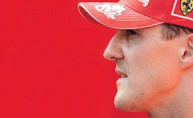 Michael Schumacher - Magazine cover