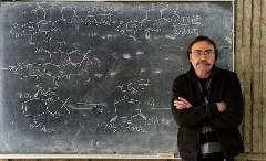 Discover professor of