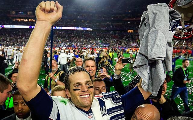 Tom Brady's historic Super Bowl earns Patriots QB MVP honors