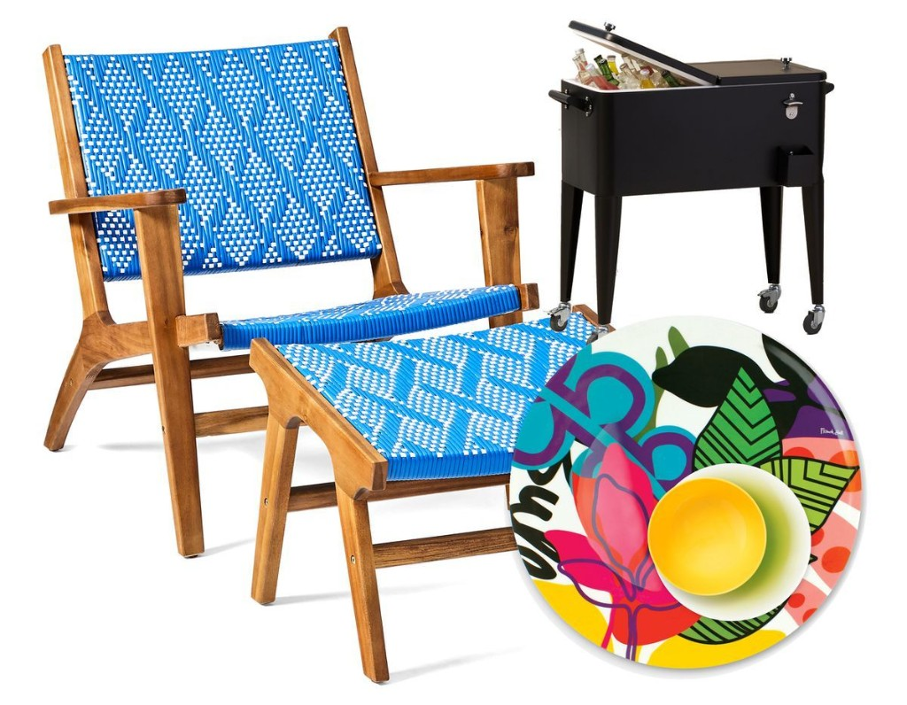 Outdoor entertaining: Balcony, deck, rooftop or yard — get it ready for summer
