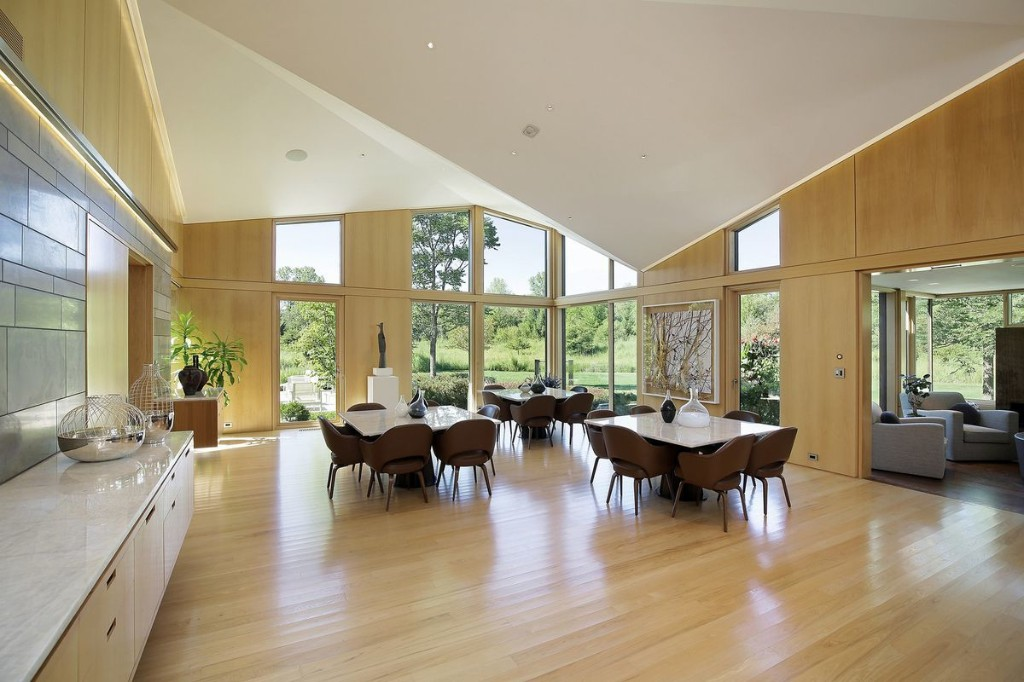 This $6 million 'geometric wonder' in suburban Bannockburn is the work of an award-winning Chicago architect
