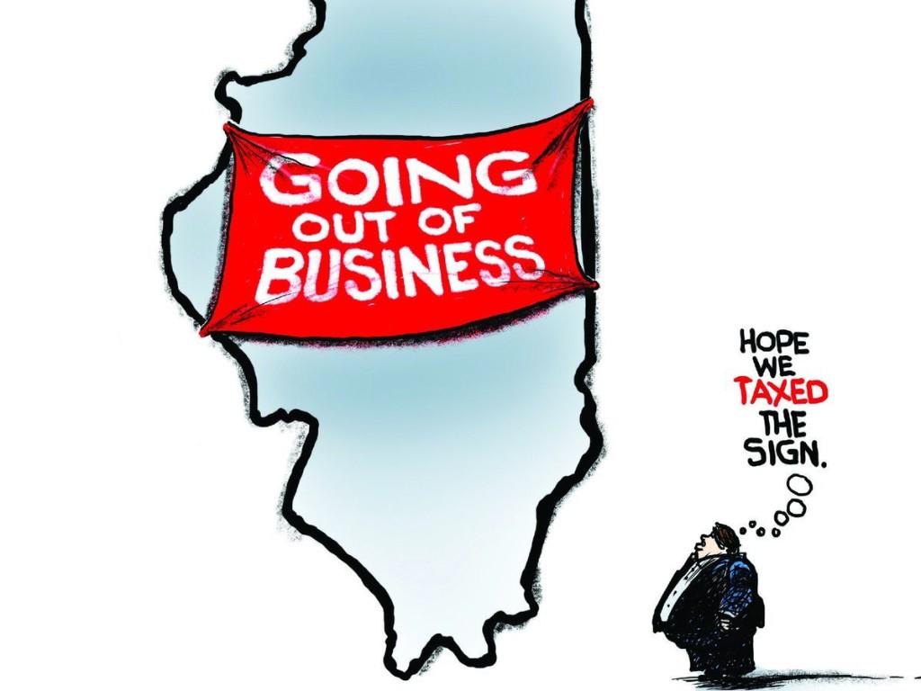 Editorial: How Illinois can mimic, or exploit, a 'transaction tax' fiasco