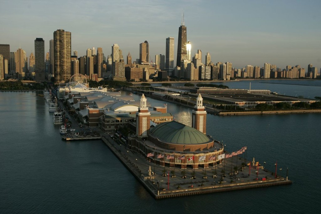 Stefani group drops request for court order to stop Navy Pier from evicting Riva and The Crystal Gardens after access to properties restored