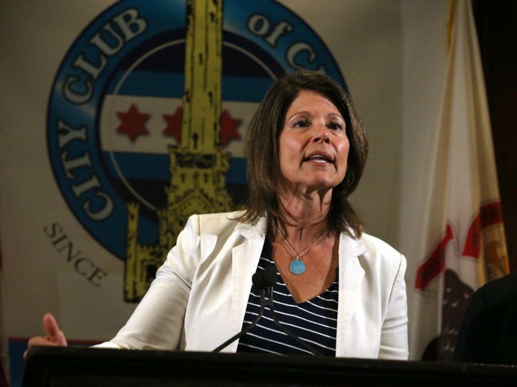 U.S. Rep. Cheri Bustos says she's tested positive for coronavirus