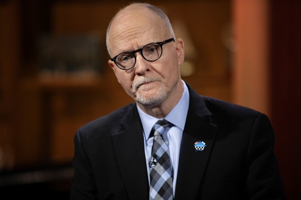 Column: After downtown looting, Paul Vallas calls out Mayor Lightfoot: 'I don't think she knows what she's doing'
