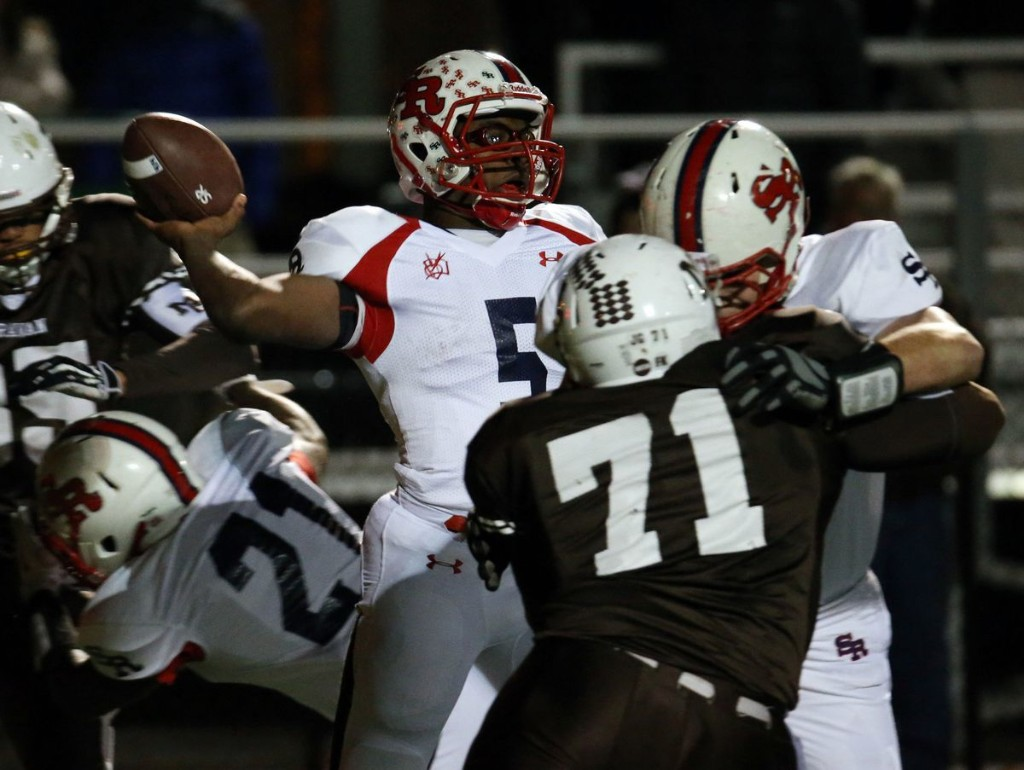 After stops at Indiana and NIU, St. Rita graduate Tommy Mister has not played a game since 2017. Now, he wants to be St. Xavier's quarterback.