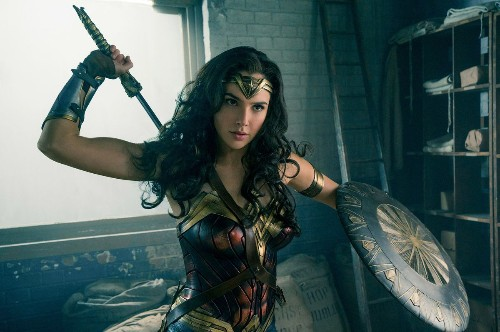 'Wonder Woman' becomes box-office force with $100.5M debut