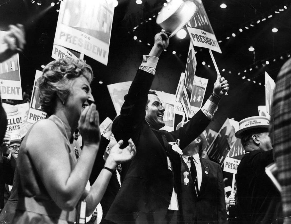 Column: I used to love political conventions. Now, I hope they die.