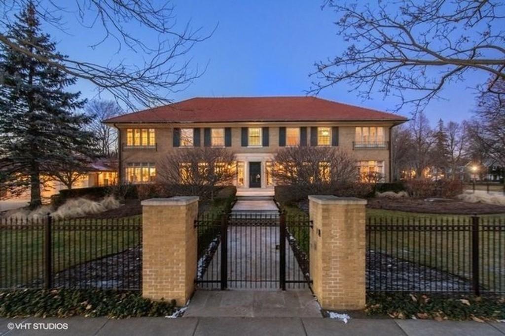 River Forest mansion, built in 1926, sells for $1.8 million