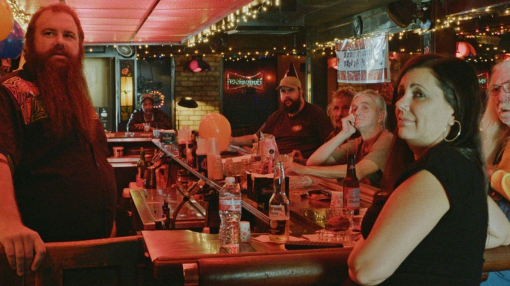 Review: In 'Bloody Nose, Empty Pockets,' a Vegas dive bar's last hurrah isn't quite what it seems