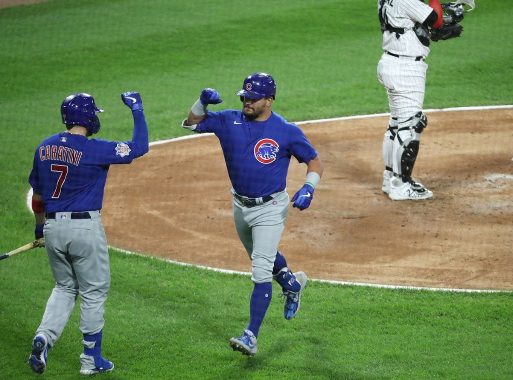 Cubs core doesn't want to be cursed as a 1-hit wonder: 'This has been a special 6 years. ... We want to keep doing this thing.'