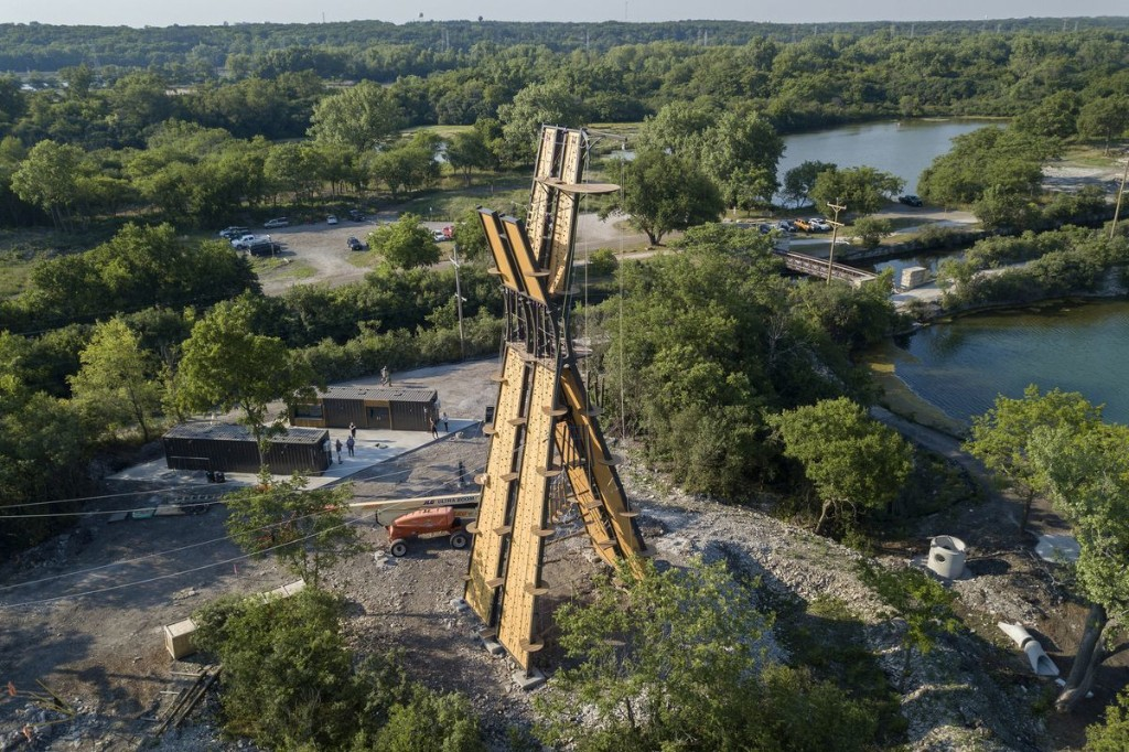 The Forge: Lemont Quarries adventure park opens July 17. 'It's very much choose your own adventure.'