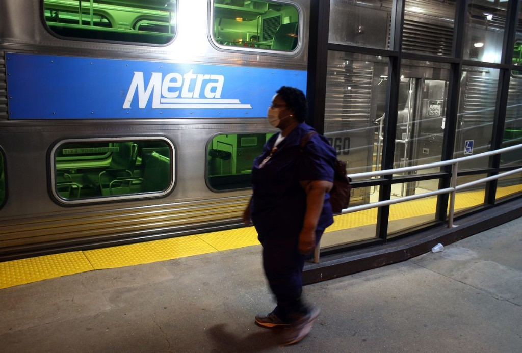 Metra to offer its $10 All-Day Pass through Labor Day