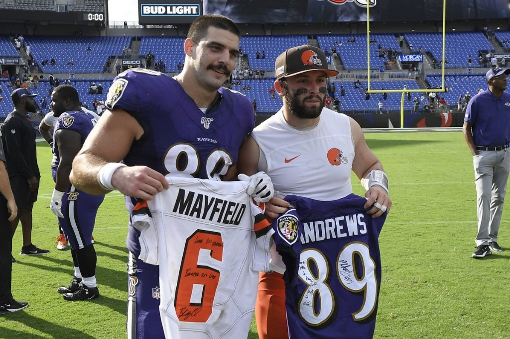 NFL players are banned from exchanging jerseys after games now under new COVID-19 restrictions