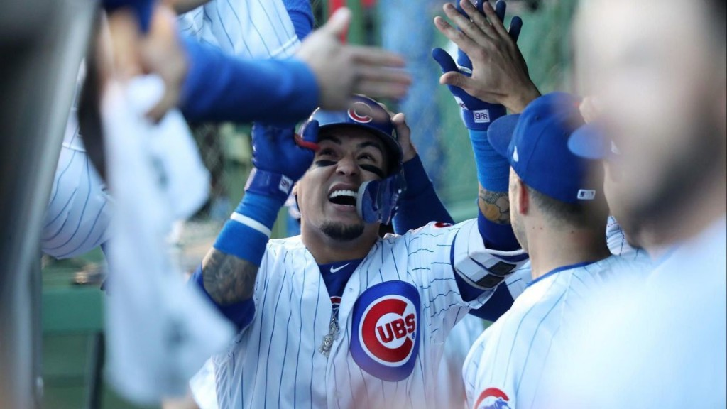 Chicago Cubs cover image