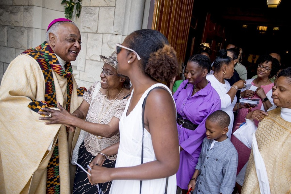 'He's the kind of Catholic I want to be': Chicagoan reflects on class with Wilton Gregory, who will become first Black US cardinal