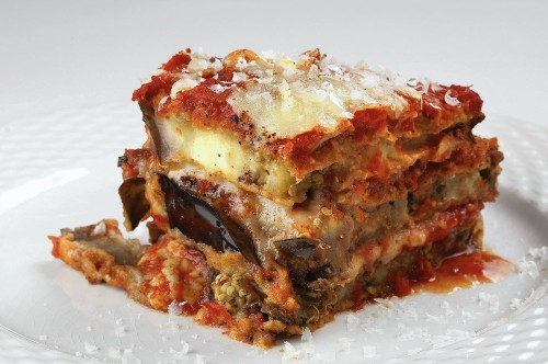 How to make eggplant Parmesan — maybe like nonna's