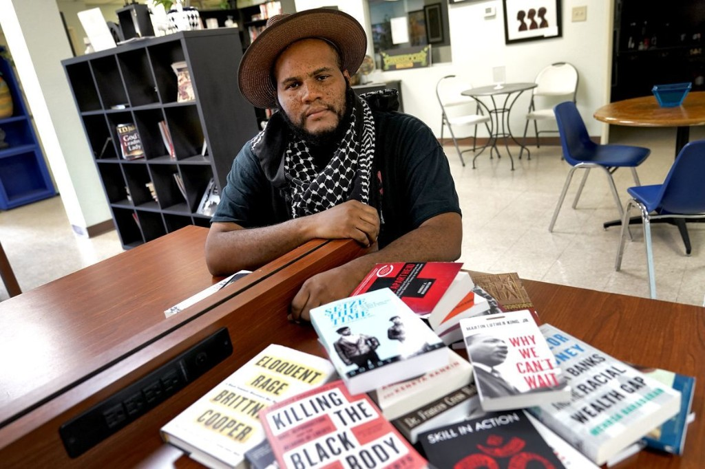 Black-owned bookstores see sales surge, encourage racial justice education. 'Every time we have a community crisis, the bookstore is a place for people to vent.'