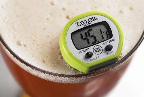 You're drinking your beer too cold -- and here's why