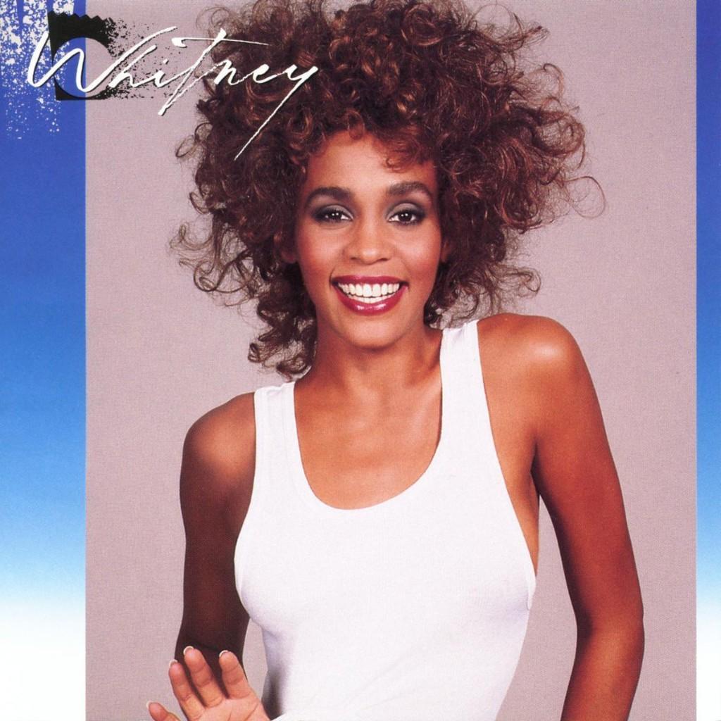 Whitney Houston makes history with 3rd diamond album