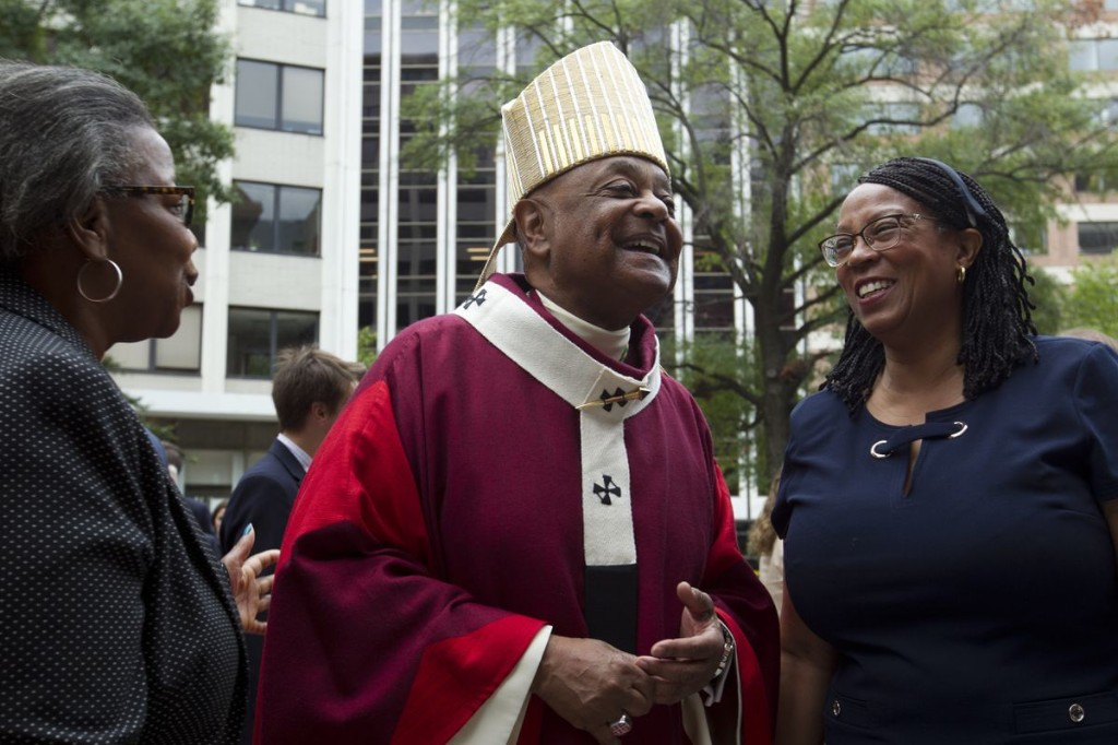 Chicago native Wilton Gregory named first Black cardinal in US