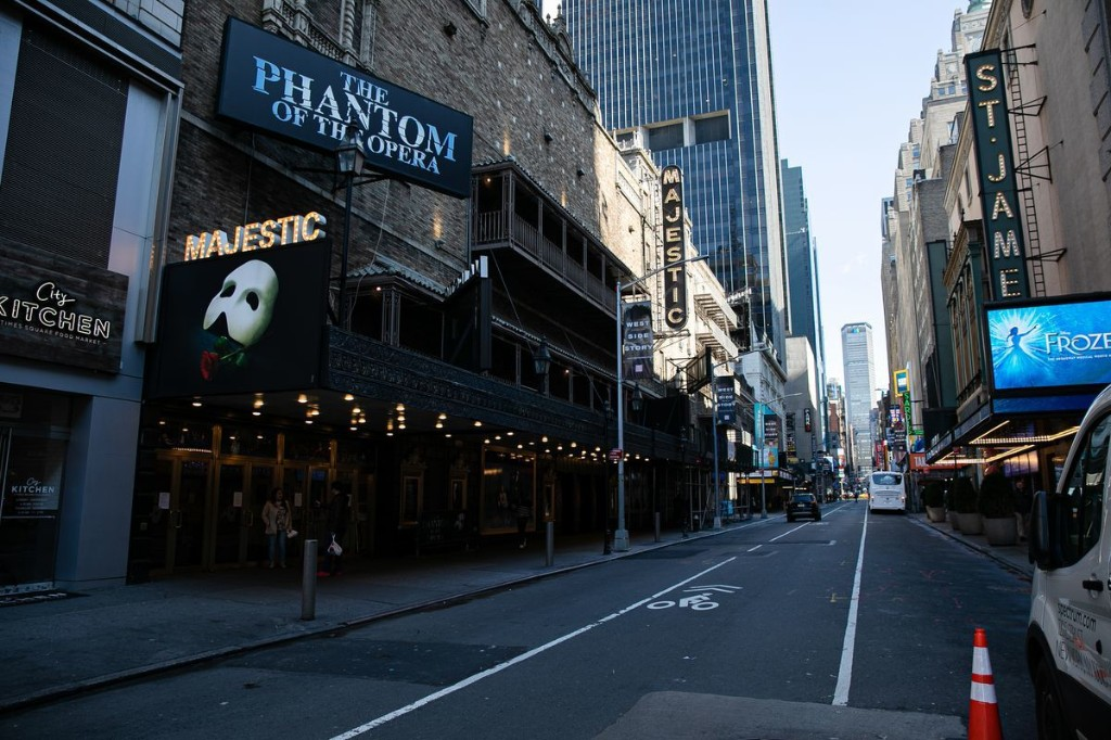 Broadway will stay closed through at least June 7